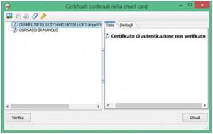 lettura certificati